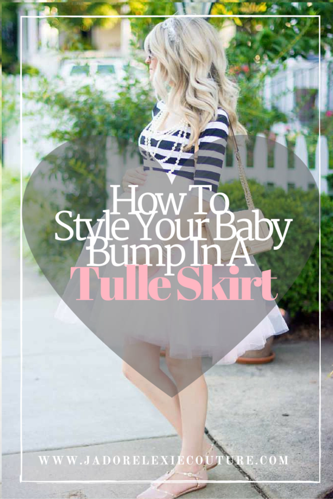 How To Style Your Baby Bump In A-6