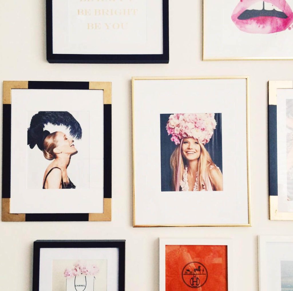 10 ways to make your living room extra glam for How to make your room look girly