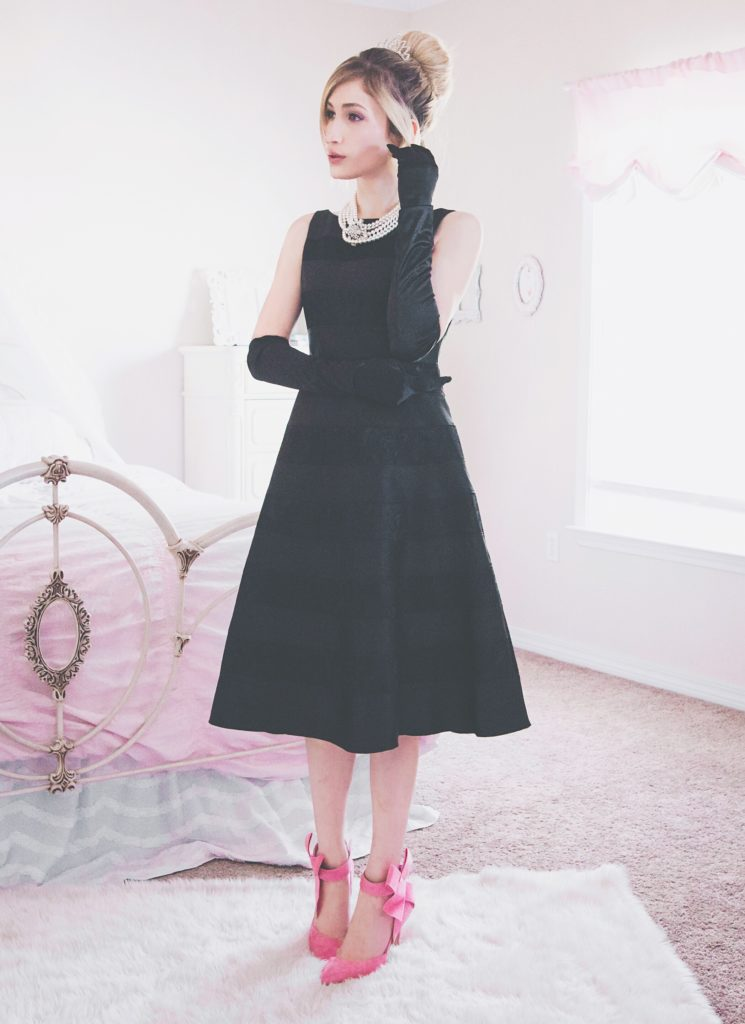 d054db5a284 Adoration For My Style Icon Audrey Hepburn - J adore Lexie Couture