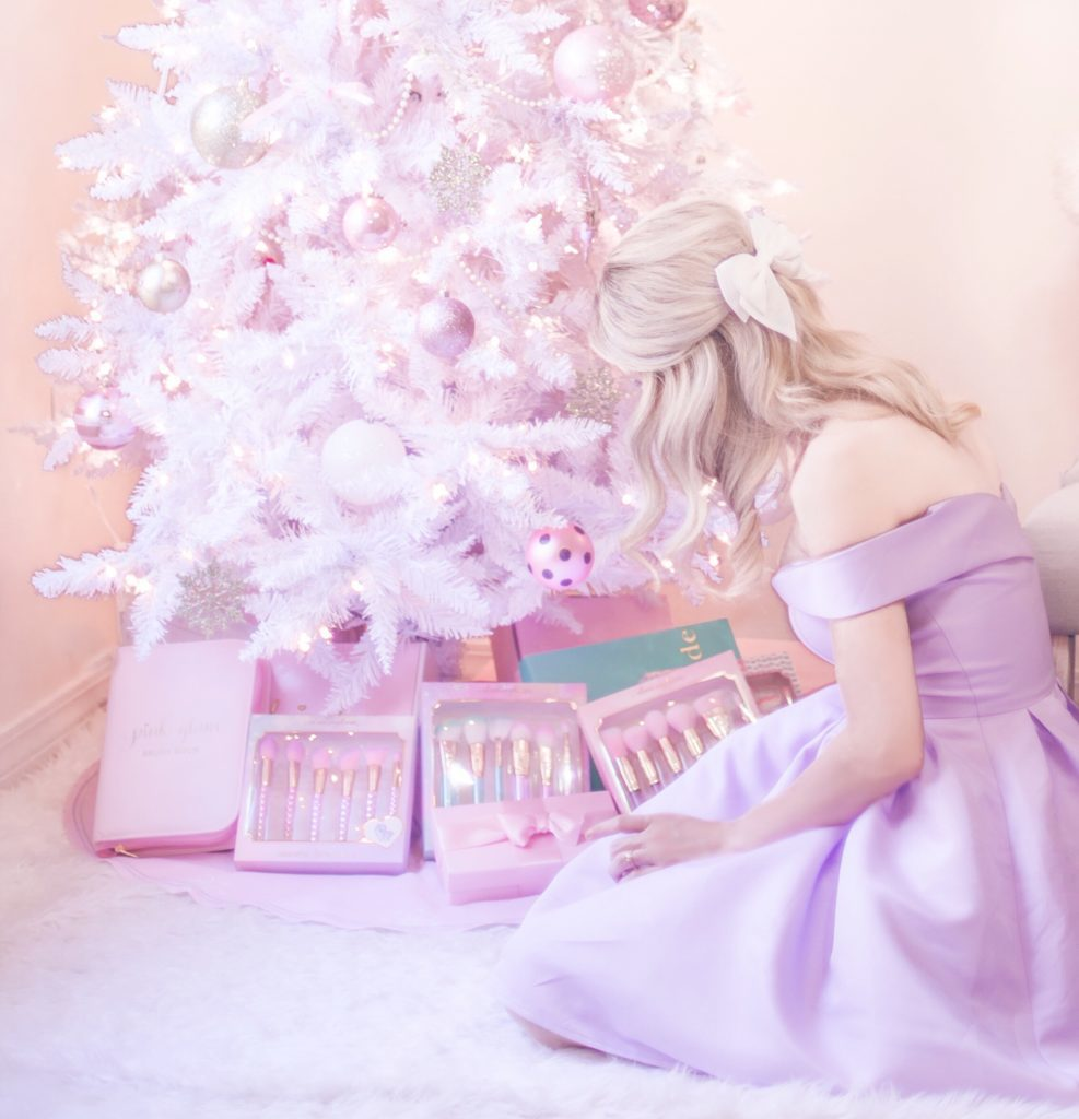 pinit a pretty pastel christmas - Pastel Christmas Decorations
