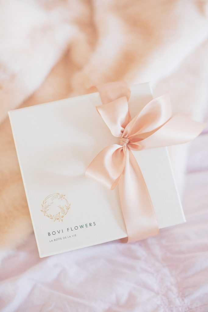 Luxury Flowers In A Box