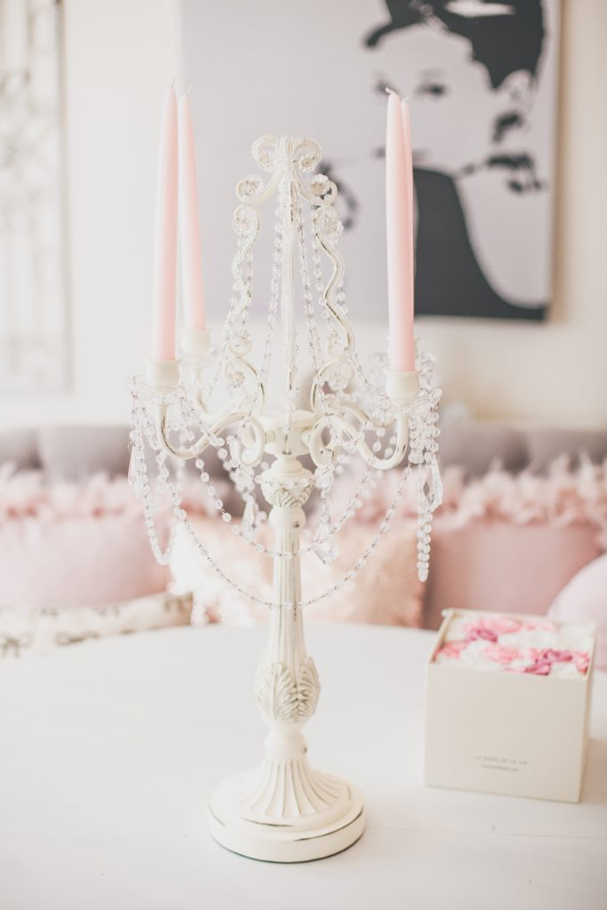 Pretty & Feminine Additions To My Girly Decor