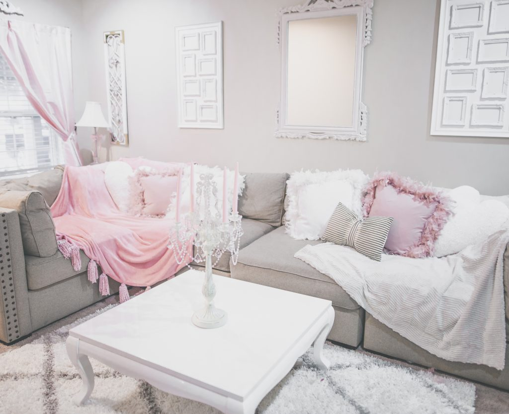 Pretty & Feminine Additions To My Girly Decor - Jadore Lexie Couture
