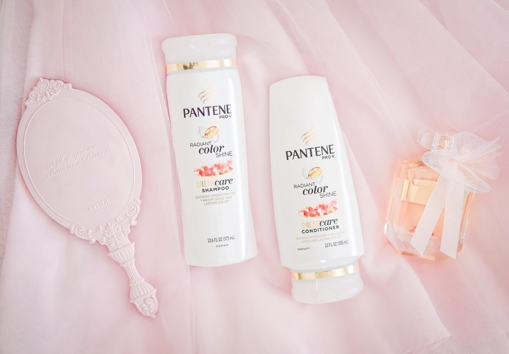 Beautiful & Stronger Hair with Pantene