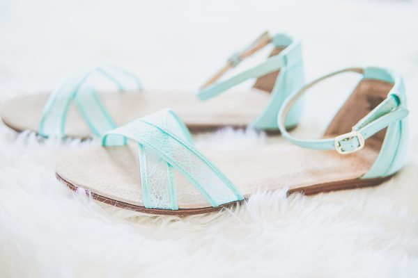 Pastel Hues In My Summer Shoes From TOMS
