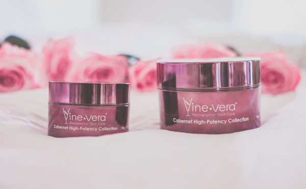 Luxurious Skincare With Vine Vera