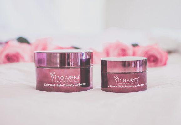Luxurious Skincare With Vine Vera