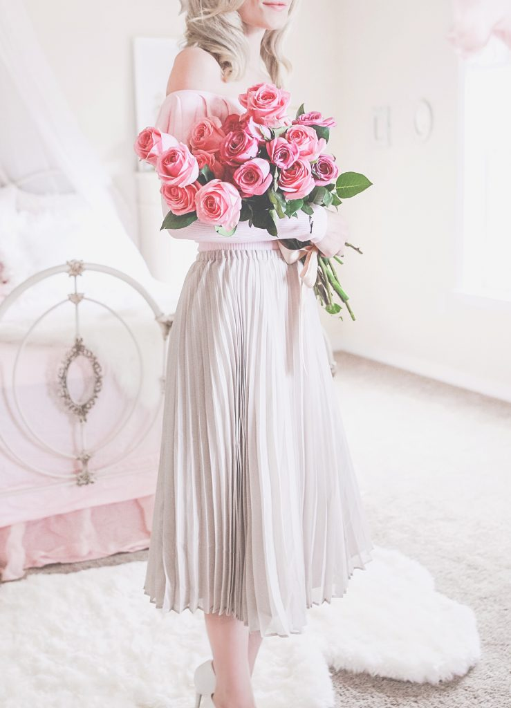 The feminine style & current trends with LC Lauren Conrad