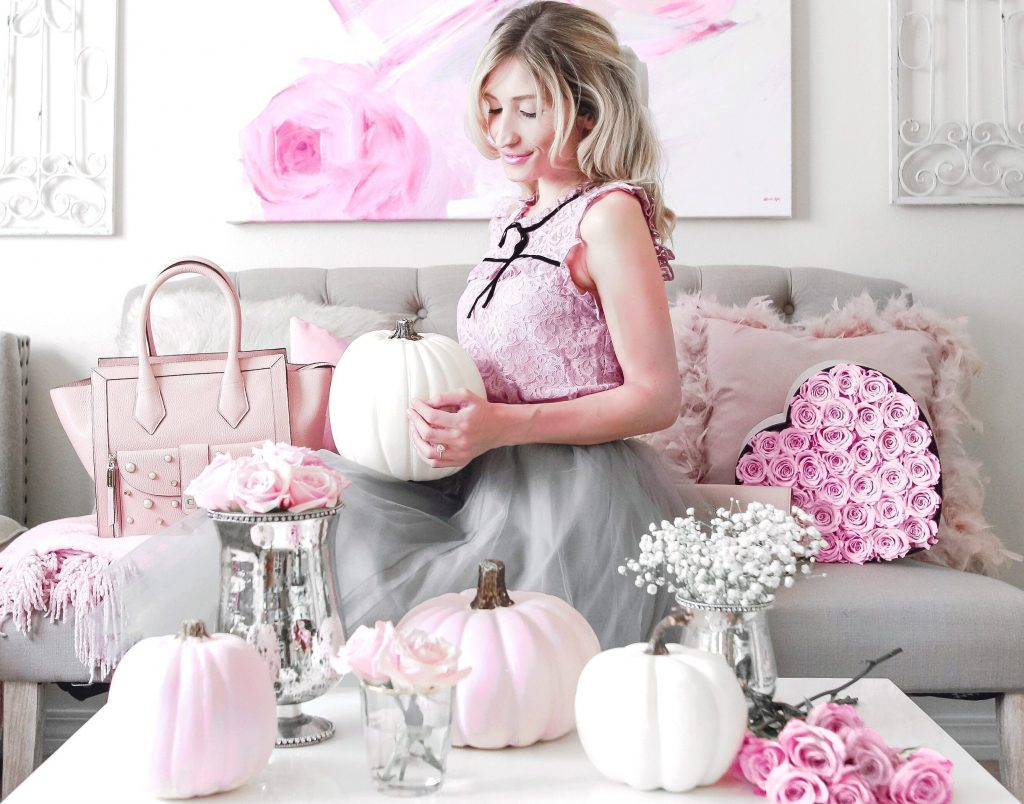 This Is How You Do Fall With A Feminine Touch + Fall Bucket List