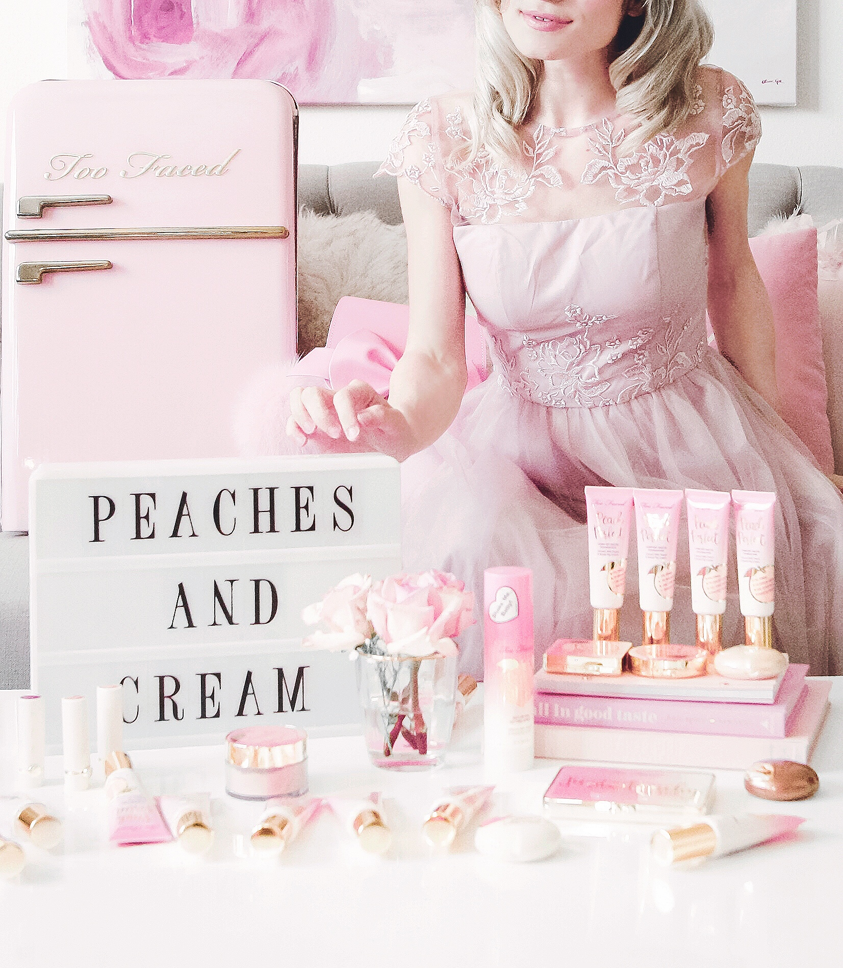 Have A Sweet-Tooth? Then This Huge Too Faced Beauty Haul Is Just For you!