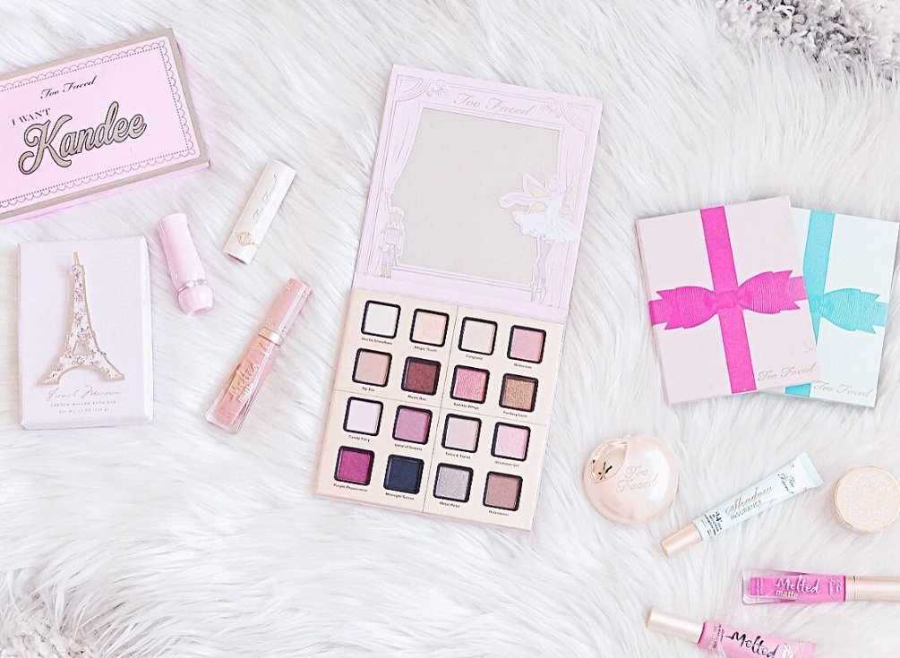 Toofaced Favorites | The Sugar Plum Fun Palette & Clover Palette by Toofaced