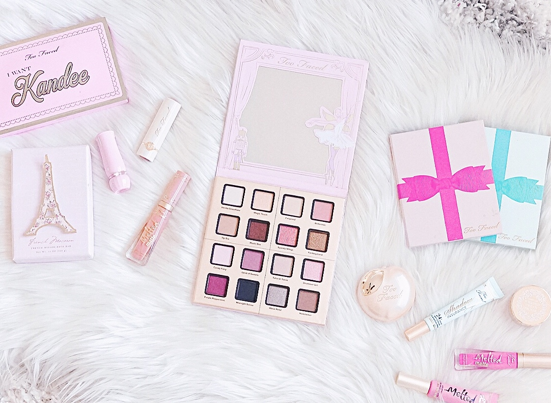 Toofaced Favorites - The Sugar Plum Fun Palette & Clover Palette by Toofaced