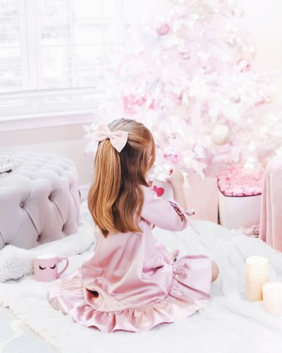 Feminine Holiday Style   Mommy & Me Edition
