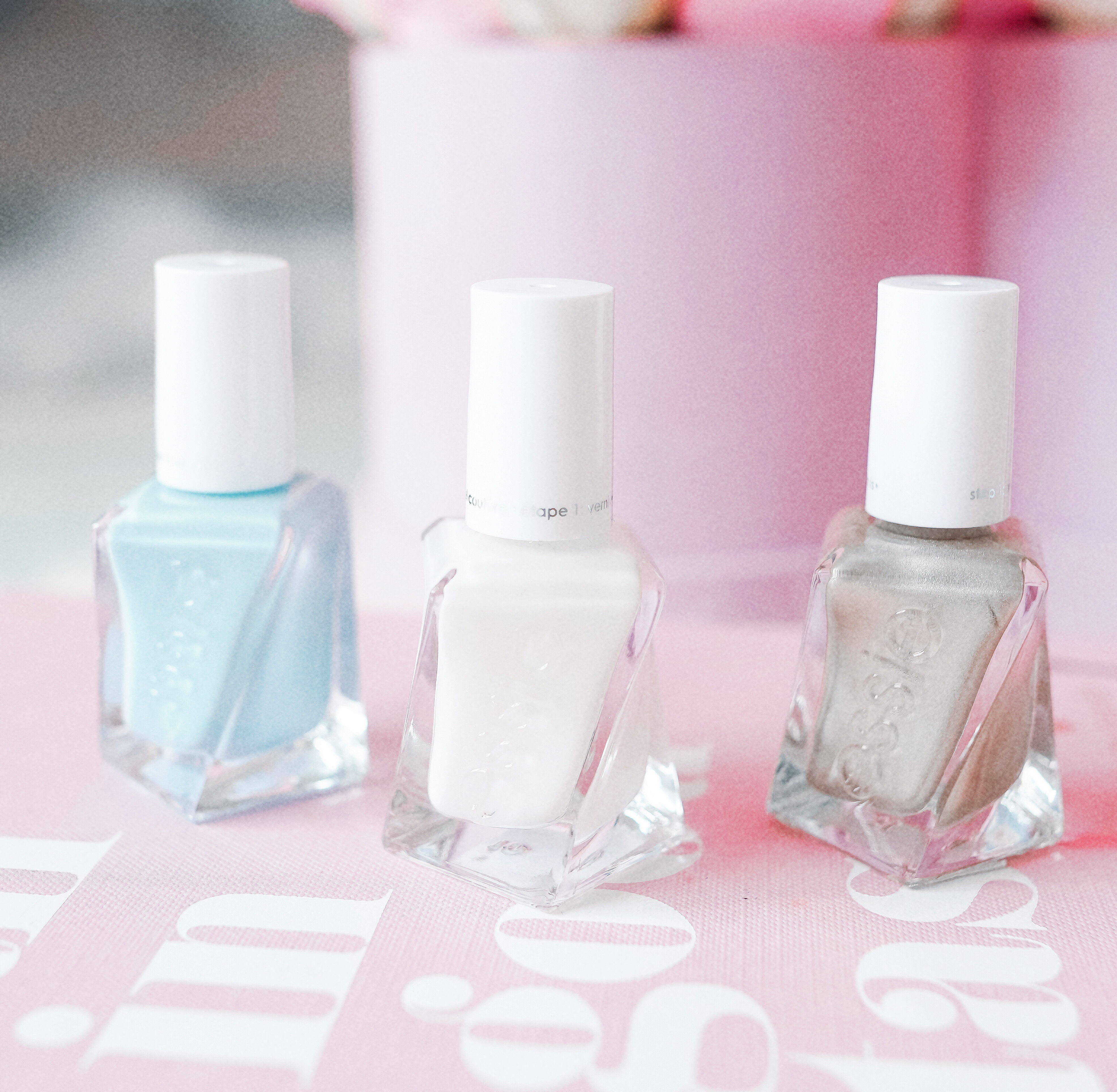 Essie's Gel Couture Collection