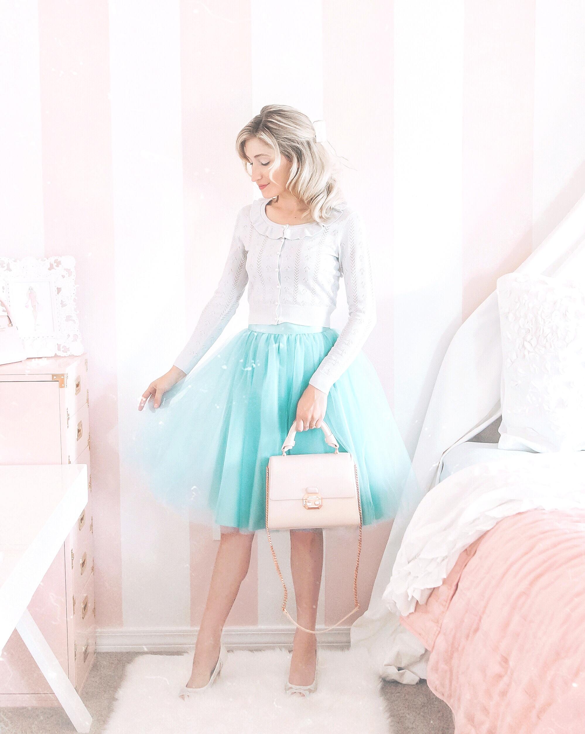 A Modern Day Cinderella Wardrobe