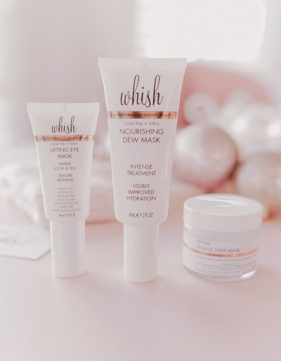 My Winter Skincare Essentials by Whish Beauty