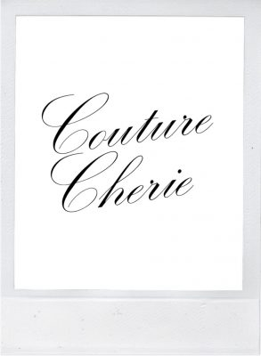 couture cherie