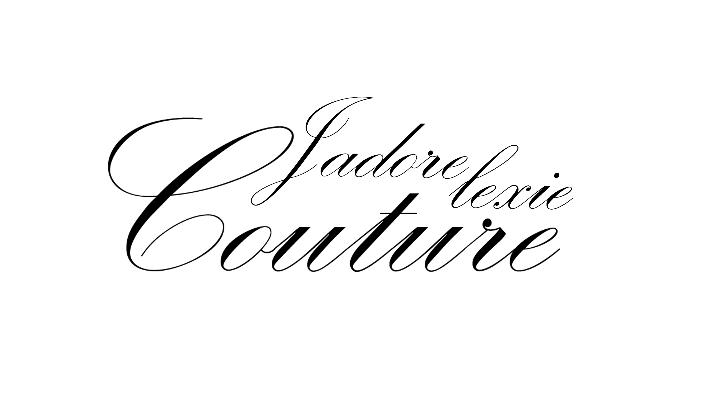 Jadore Lexie Couture