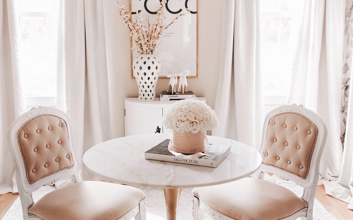 A Glam Workspace Reveal Feat. Grandin Road Pt. One